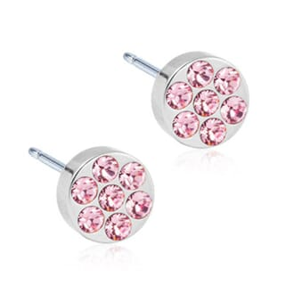 Brilliance Plenary Light Rose 5mm