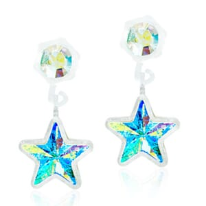 Star Pendant Rainbow