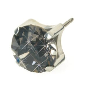 Tiffany Silver Titanium Black Diamond